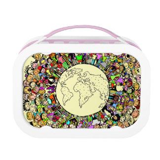Children of the World Lunch Box