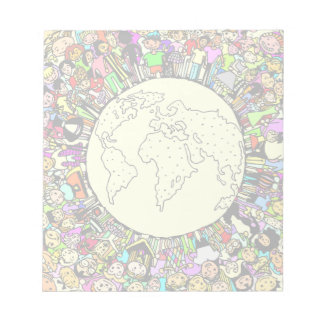 Children of the World Notepad