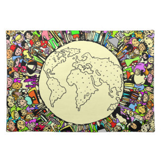 Children of the World Placemat