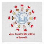 Children of the World Print