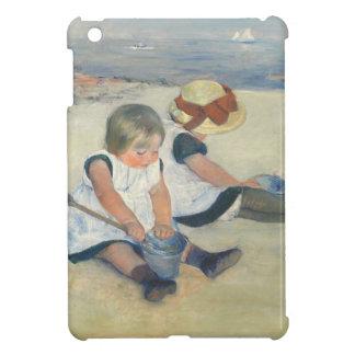 Children Playing on the Beach, 1884 iPad Mini Cases