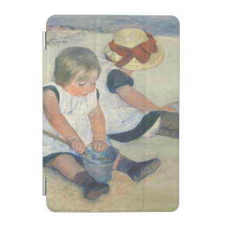 Children Playing on the Beach, 1884 iPad Mini Cover
