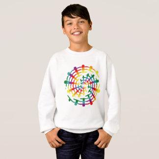 Children Playing Sweatshirt