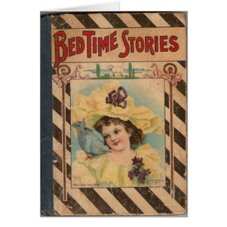 Children s Bed Time Stories Greeting Cards