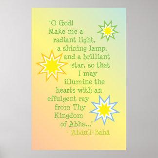 Children s Prayer Poster