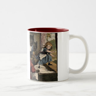 Children s Stories Goldielocks Coffee Mugs
