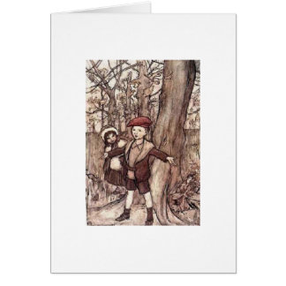Children s Story Peter Pan Greeting Cards