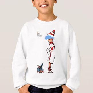Children´s sweartshirt look AT that rabbit! Sweatshirt