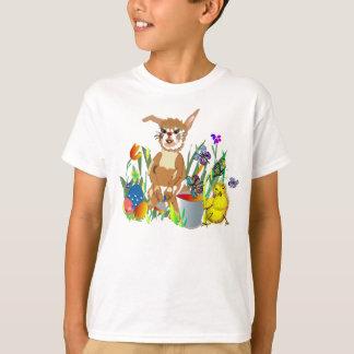 Children T-shirt hare workshop