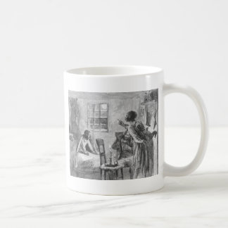Children Wide Awake on Christmas Eve Coffee Mugs