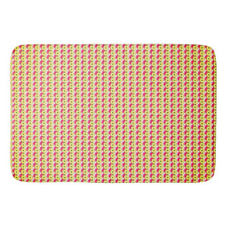 Children's-Bath-Bed-Nursery-Summer-PEACH--RUGS Bath Mats