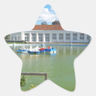 Childrens' Boating Pool Sticker