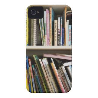 Childrens Bookshelf iPhone 4 Cover