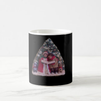 CHILDREN'S CAROLS CHRISTMAS VILLAGE MUG