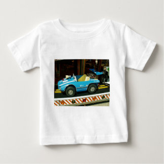 Children's Carousel Car. Baby T-Shirt