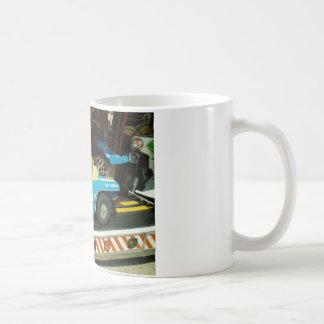 Children's Carousel Car. Coffee Mug