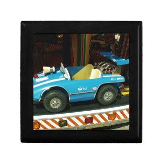 Children's Carousel Car. Gift Box
