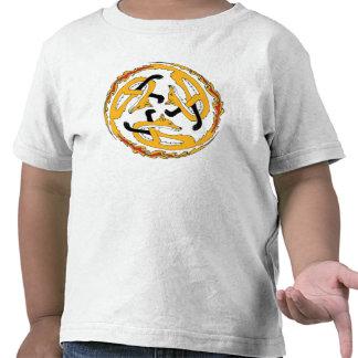 Children's Celtic Fire Fox Shirt