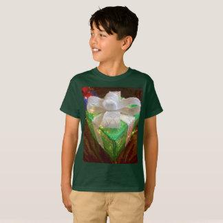 Children's Christmas present shirt
