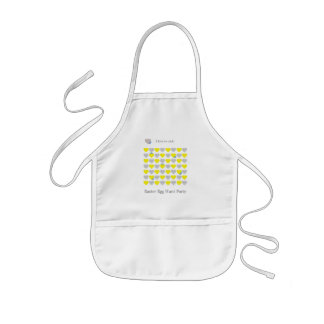 Children's Easter Party Kids Apron