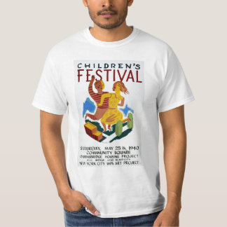 Children's Festival Tees