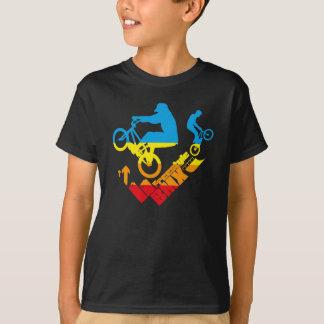 Childrens Freestyle BMX T Shirt