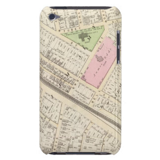 Children's Friend Society Saint Mary's Cathol Map iPod Touch Case