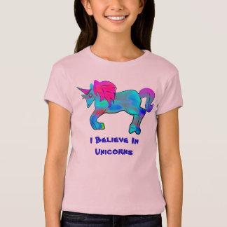 Children's I Believe In Unicorns T-Shirt