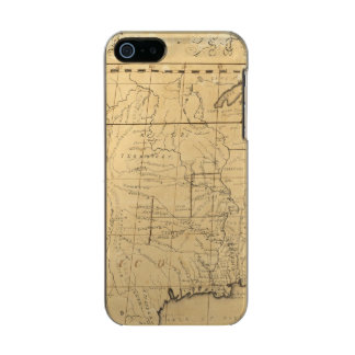 Children's Map Of The United States Incipio Feather® Shine iPhone 5 Case