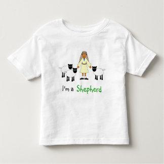"""Children's Nativity -- Cute """"Shepherd"""" boy Toddler T-Shirt"""
