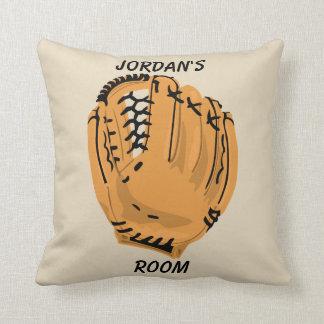 Children's Pillow Baseball Mitt