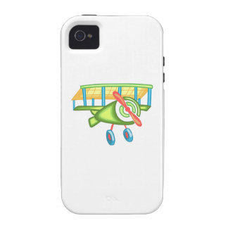 CHILDRENS PLANE VIBE iPhone 4 COVERS