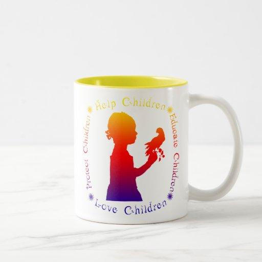 Children's rights Mug