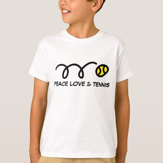 Children's sports clothes | Peace love & tennis