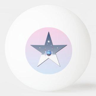 Children's Star Template Ping Pong Ball