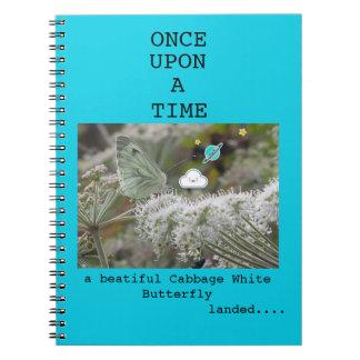 Children's story writing notebook. spiral notebook