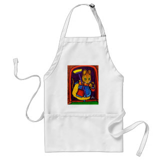 Children's stoty Time by Piliero Standard Apron