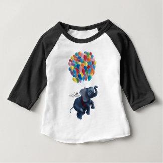 children's wearable art baby T-Shirt