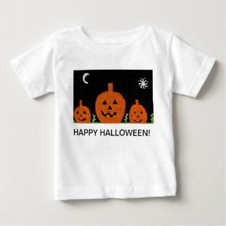 childrens white halloween t shirt