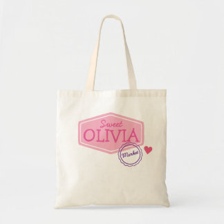 Child's Bakery Tote Budget Tote Bag