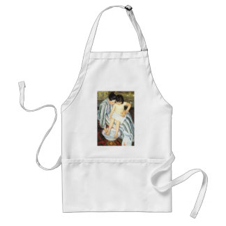 Child's Bath by Mary Cassatt Vintage Impressionism Standard Apron