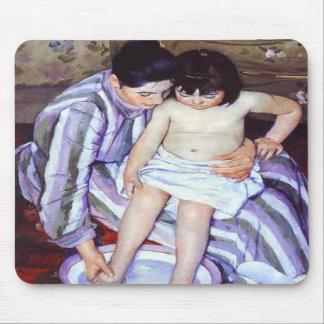 Child's Bath, Mary Cassatt Mousepad