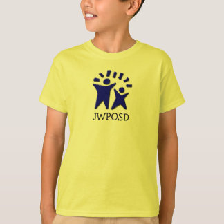 Child's Centered Logo Shirt-TWO SIDED T-Shirt