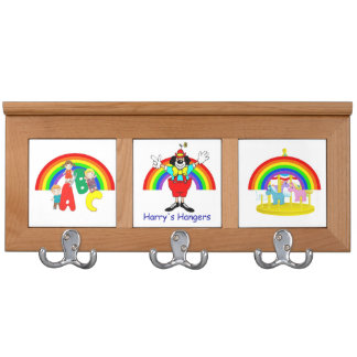 CHILDS COAT RACK
