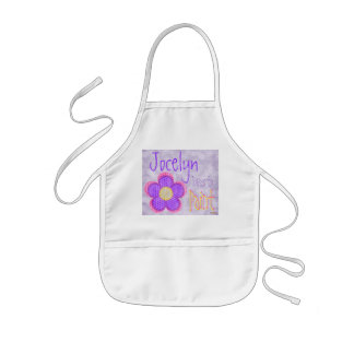 Childs Custom Painting Apron