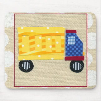 Child's Dump Truck by Chariklia Zarris Mouse Pad