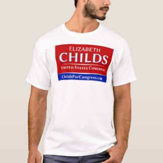 Childs for Congress Mens T-Shirt