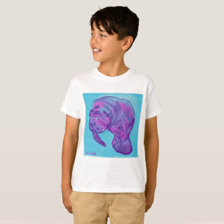 Child's manatee tee shirt