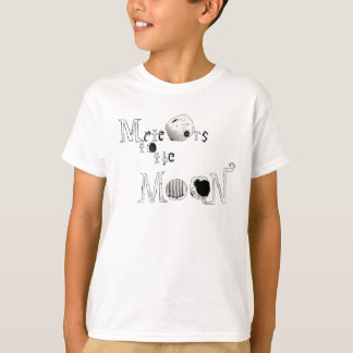 Child's Meteors to the Moon Tshirt