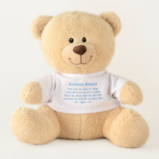 Child's Nighttime Prayer Teddy Bear